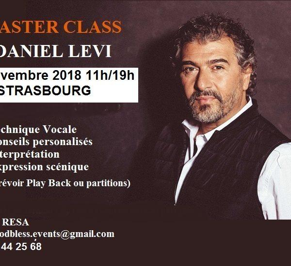 MASTER CLASS STRASBOURG